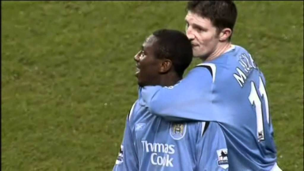 Man City 2-0 Aston Villa 2004/2005