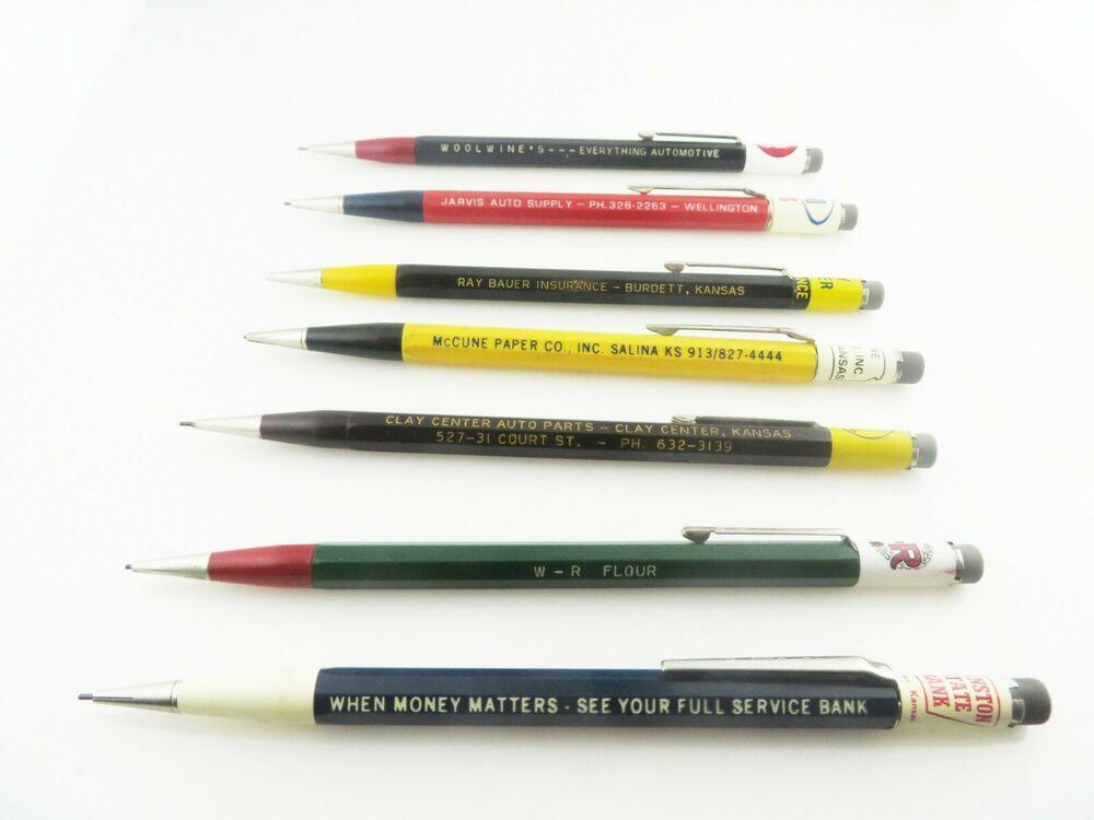 Vintage Scripto Mechanic Pencil Auto Parts /& Gear Co Logo