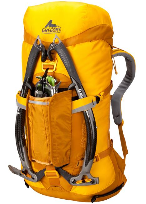 617de30136 New ice climbing pack from Gregory.