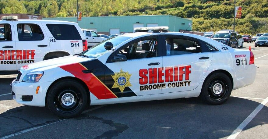 Broome county caprice ppv police cars us police car