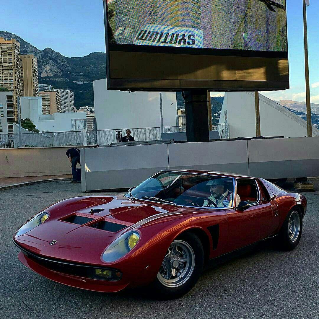Lamborghini Miura: The Incredible Lamborghini Aventador