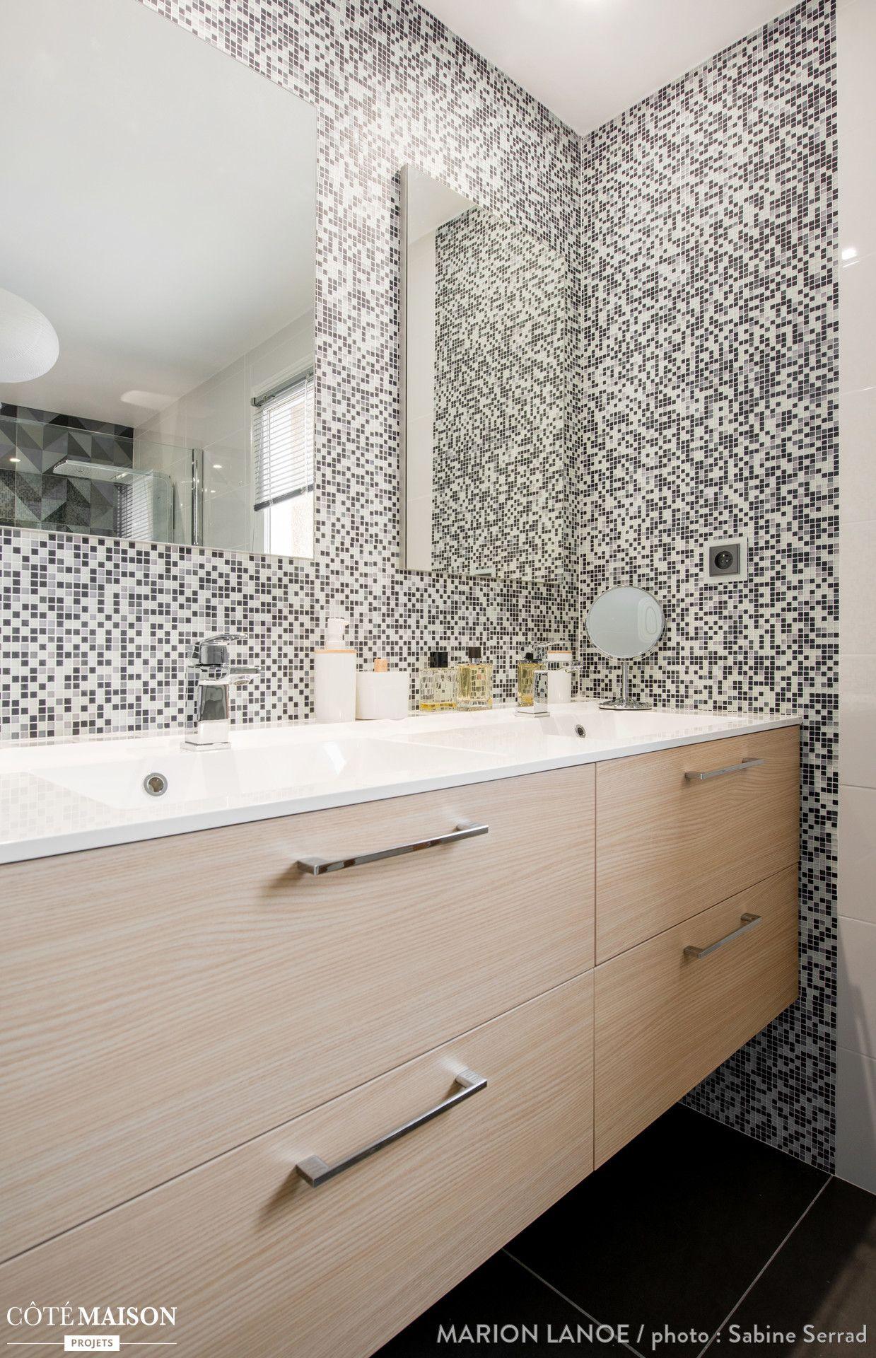 Rénovation Dune Salle De Bains à Lentilly Marion Lanoë Côté - Cote maison salle de bain