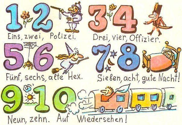 lose auf deutsch
