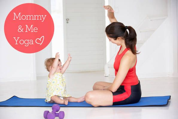 What to know about Mommy & Me yoga