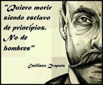Emiliano Zapata Quotes Stunning Pin By Big Burg On Chicano Arte Pinterest Chicano