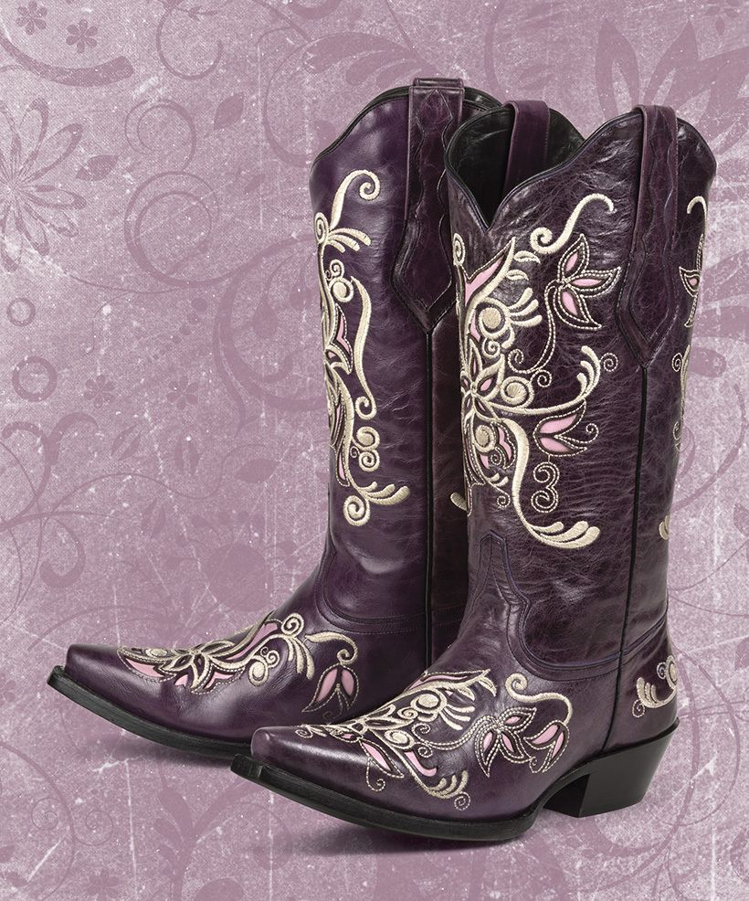 618f2b89aa5 Wow...expensive..Costilla in Purple by Black Star $347.95 Oh yes ...