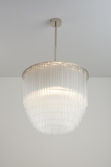 Disc Chandelier Suspended Lights From Tom Kirk Lighting Architonic With Images Disk Chandelier Chandelier Custom Chandelier