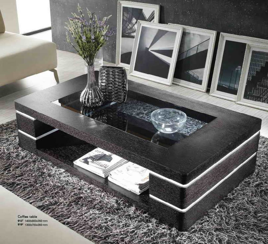 40 Nice Modern Coffee Table Design Ideas To Get A Luxurious
