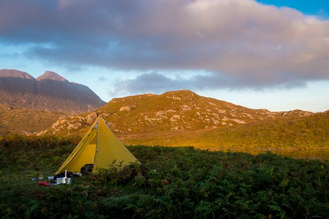 How To Go On Your First Wild Camping Adventure - It can be a little scary to head off without a place to stay, especially the first time. What do I pack? How will I wash? Where can I go? Once you've done it once, I promise, you'll never look back.