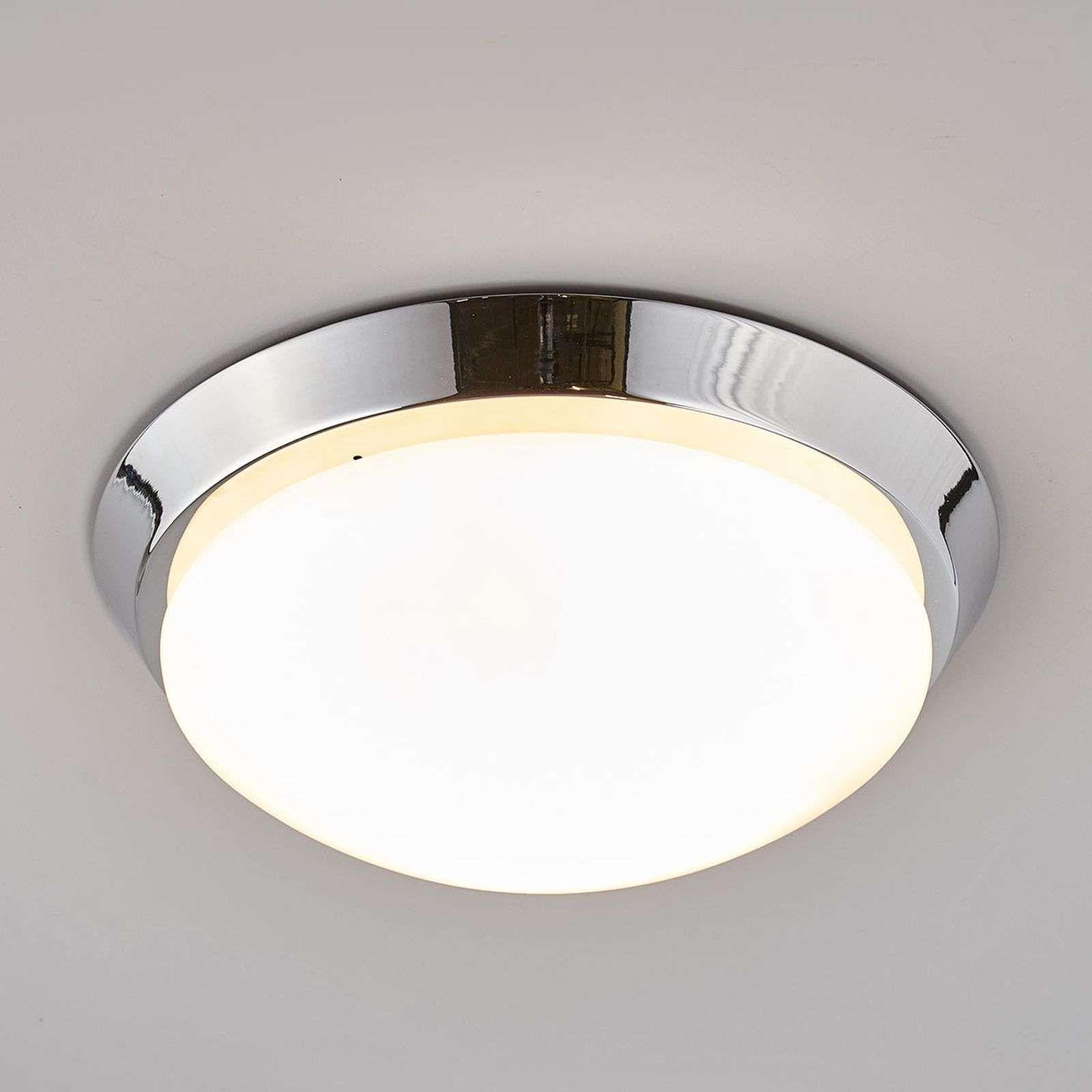 Ronde Plafondlamp Dilani Voor De Badkamer En 2020 Plafonnier