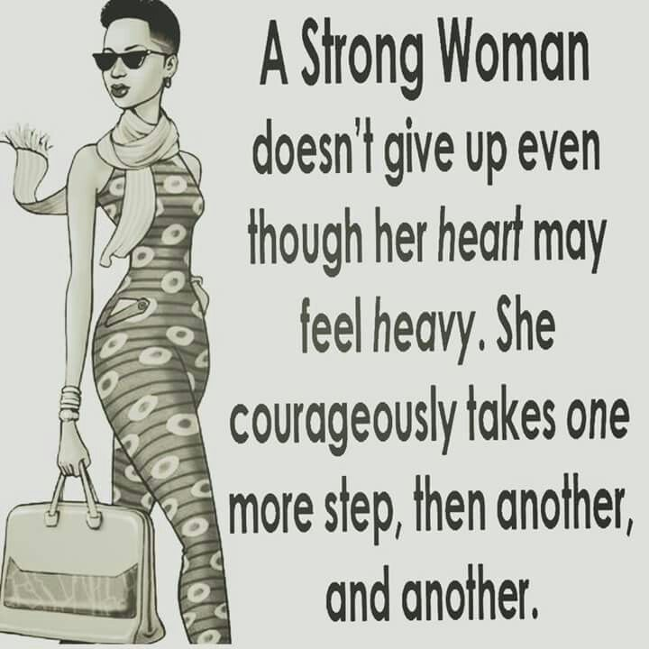 Images Of Strong Black Woman Quotes: ..and Look How Far She's Gotten!