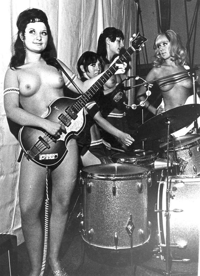 Sex girl rock bands — 10