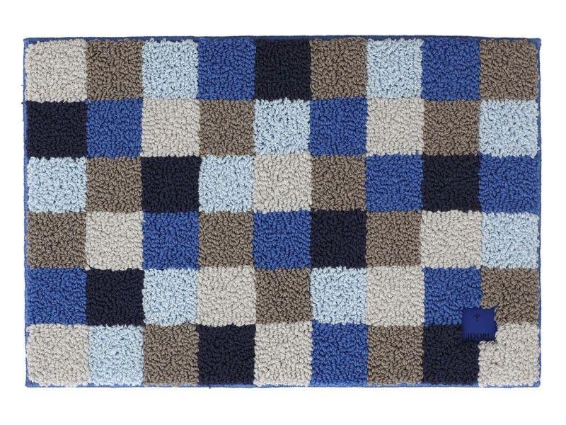 Joop Badezimmerteppich ~ Dywanik joop plaza squares azur marka joop squares
