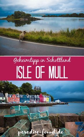 Photo of Insider tip for Scotland: The Isle of Mull – paradise-found.de