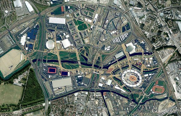 Google Earth Maps Get New Highres Aerial And Satellite Imagery - Google map satellite map