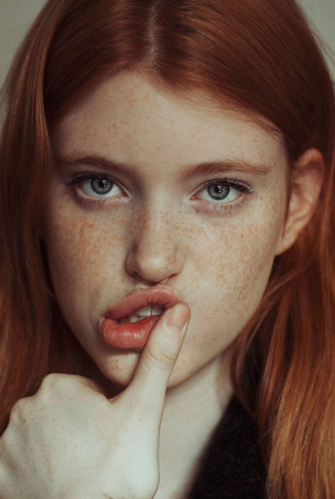 Lulu marilyn womenportraits in pinterest redheads