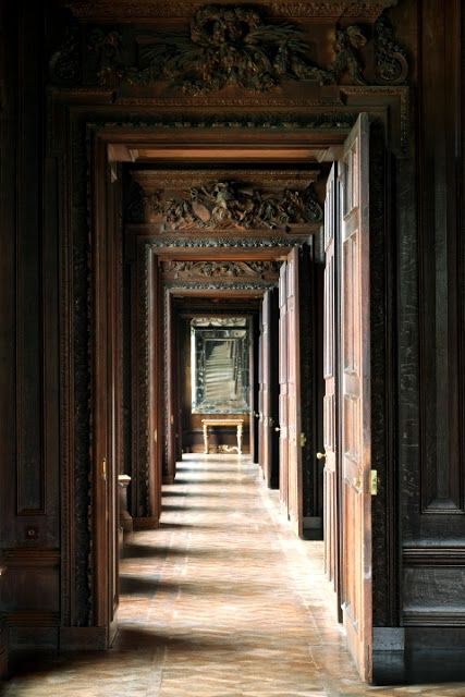 Chatsworth House Derbyshire of The Dukes of Devonshire & Chatsworth House Derbyshire of The Dukes of Devonshire | DOORS ...