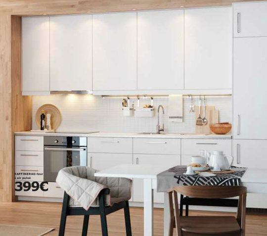 Cuisine Ikea Metod Le Meilleur Du Nouveau Catalogue 2015 Cuisine Ikea Cuisine Moderne Blanche Meuble Cuisine