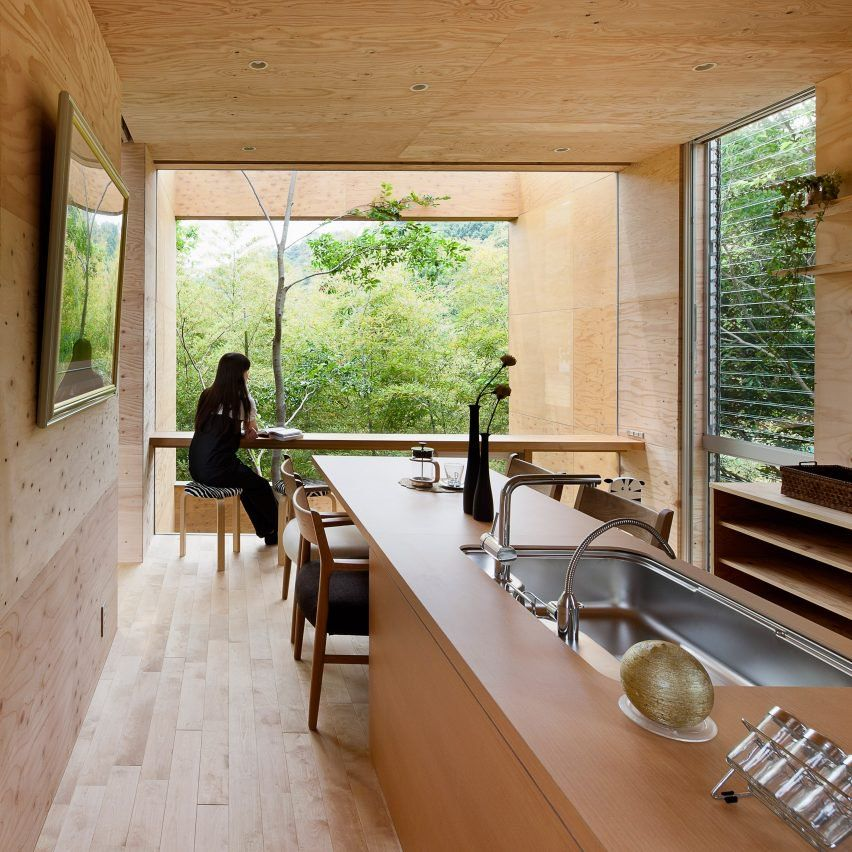 10 of the most popular kitchens from dezeen s pinterest boards house design japanese house on kitchen interior japan id=91396