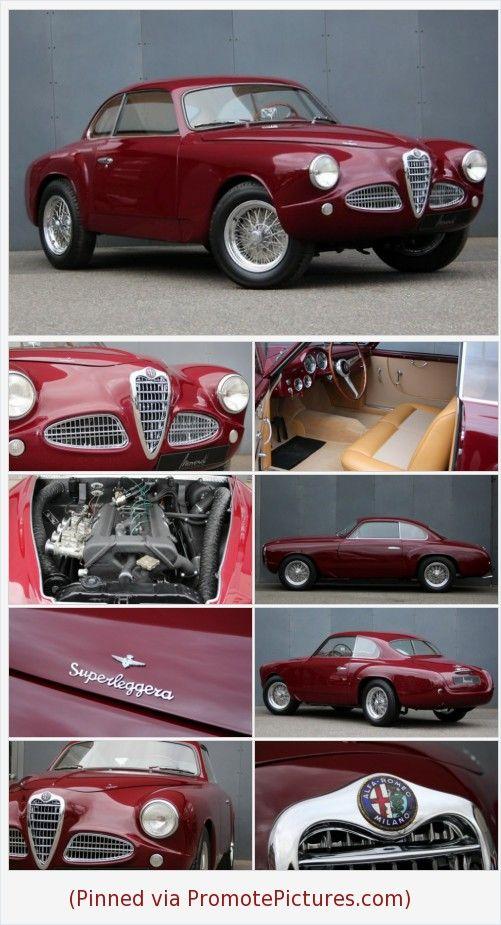 Via 1951 Alfa Romeo 1900 Cs Touring Serie I Tipo I Classic
