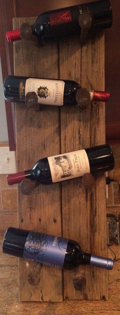 Diy Crafts For Men Wood Wine Racks 57+ Ideas For 2019 ...