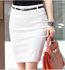 ed22a4e7c Modelos faldas de vestir | Look oficina | Faldas, Faldas cortas y ...