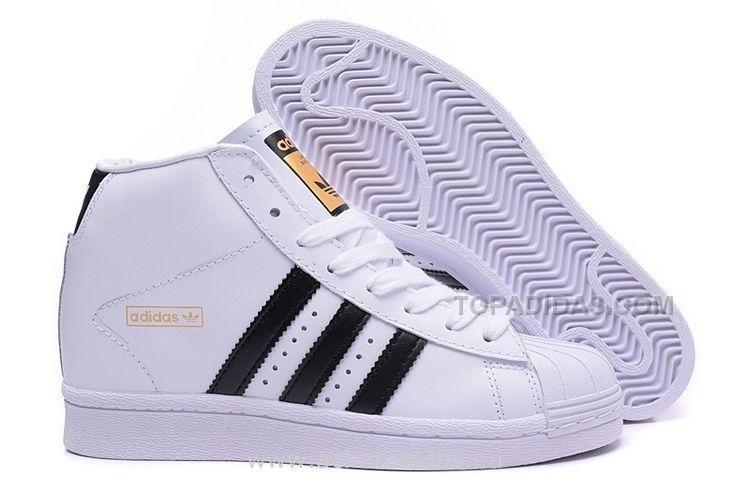 half off ec588 7eff3 adidas Originals Womans Superstar Up W whiteblack Fashion Sneaker shoes