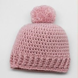 Photo of Free crochet pattern baby hat