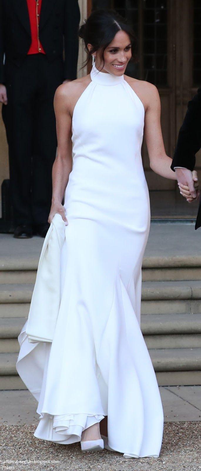 A Magical Windsor Wedding For Harry And Meghan Vestidos De Novia Vestidos Largos Vestidos [ 1600 x 684 Pixel ]