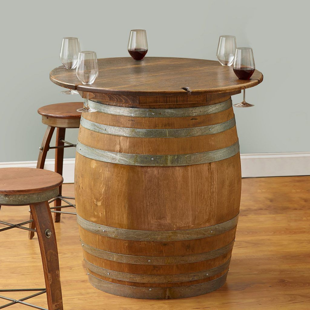 I've been travelling in asia some, and have gone to many markets where the price for things is a good 3 times what they are worth. 135 Wine Barrel Furniture Ideas You Can DIY or BUY [PHOTOS ...