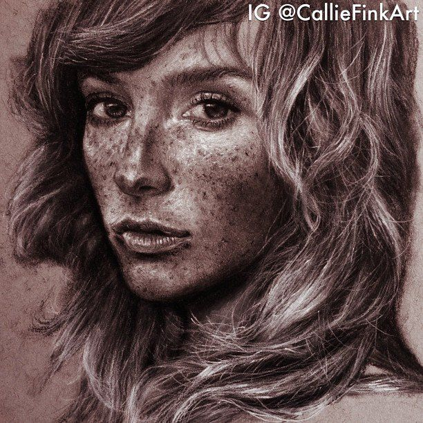 Freckles2 by CallieFink.deviantart.com on @deviantART
