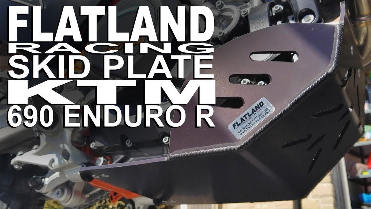 Flatland Racing Skid Plate Ktm 690 Enduro R Youtube Ktm 690 Ktm 690 Enduro Ktm