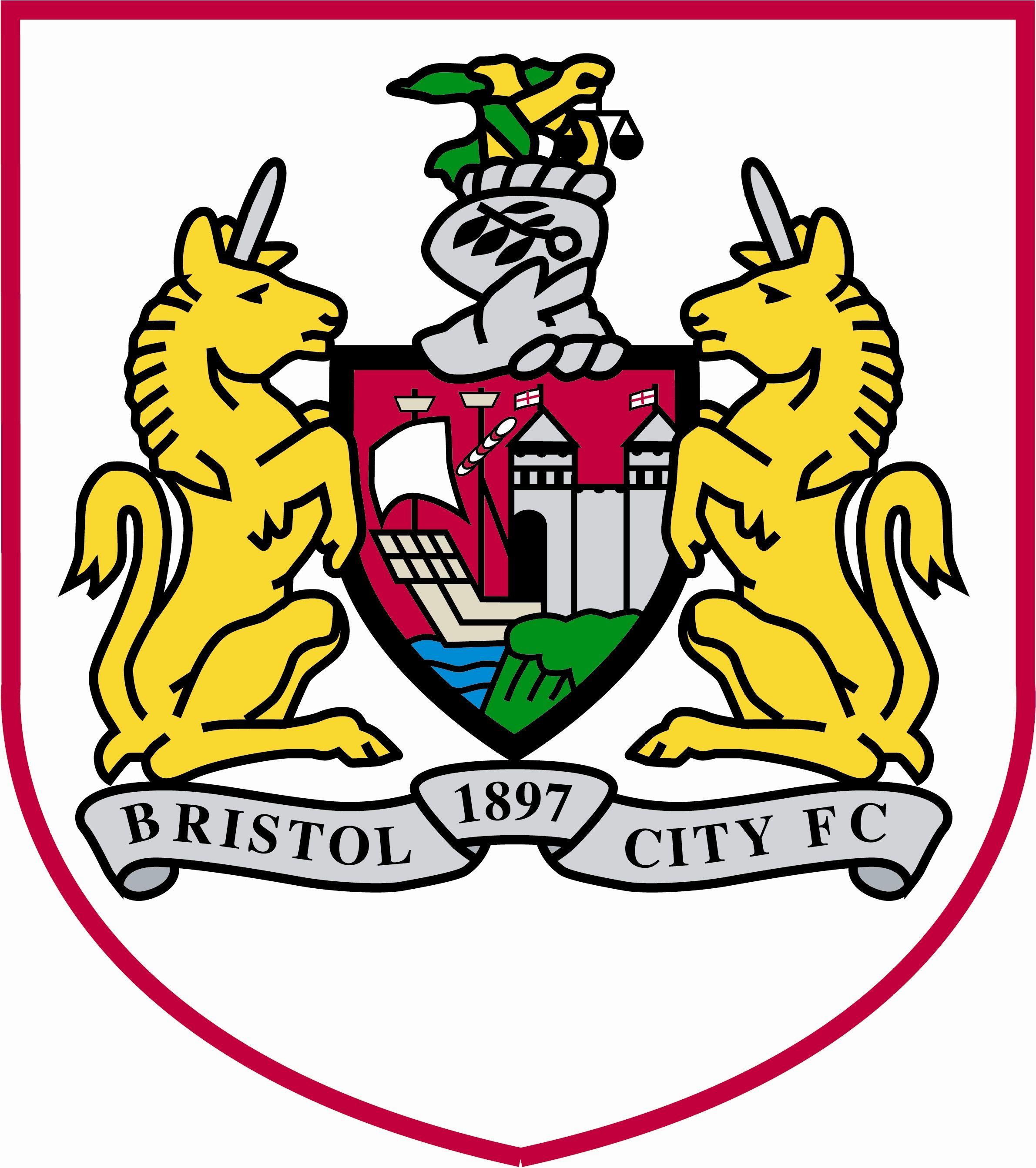 Bristol City Escudos De Futebol Bristol City Escudos De Times