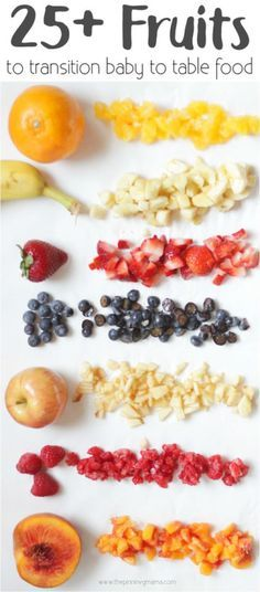 A ton of options for fruits and vegetables to make healthy baby a ton of options for fruits and vegetables to make healthy baby finger foods and how to transition to table foods great resource forumfinder Image collections