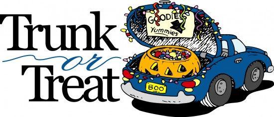 trunk or treat logo trunk or treat pinterest holidays rh pinterest com trunk or treat clipart free trunk n treat clipart