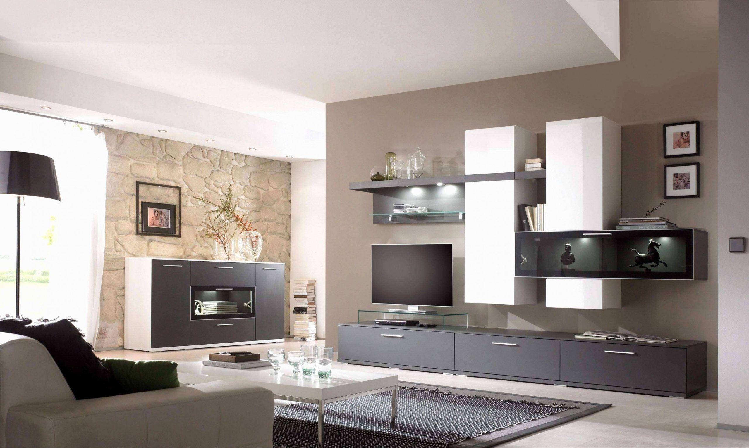 5 Wohnzimmer Deko Grau Braun in 5  Wandfarben ideen