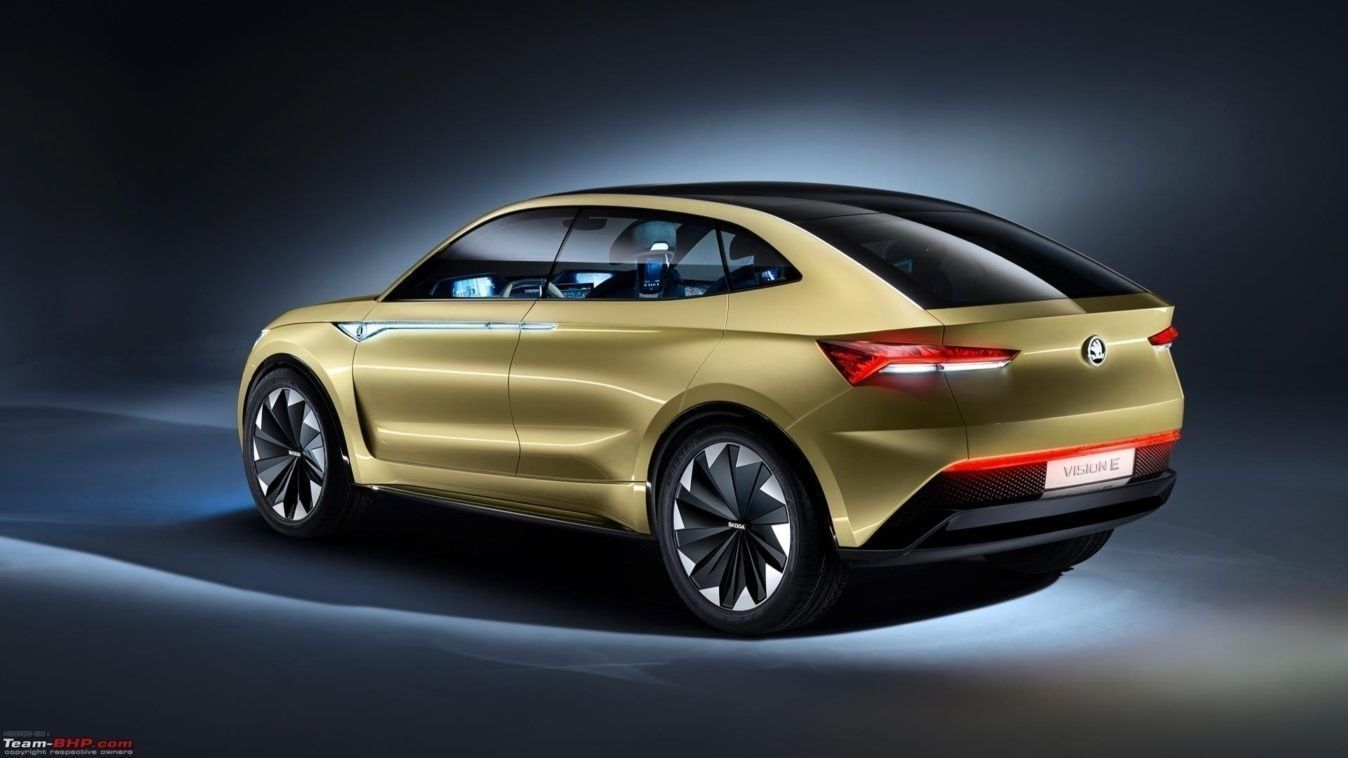 2020 Skoda Snowman Full Preview Specs And Review Review Cars 2019 Car Volkswagen Skoda Red Car