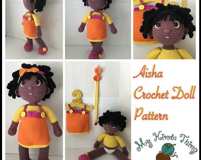3D Crochet Bow Pattern #crochetbowpattern