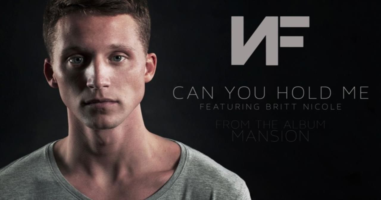 NF teams up with Britt Nicole for this incredible new hit, 'Can You Hold Me