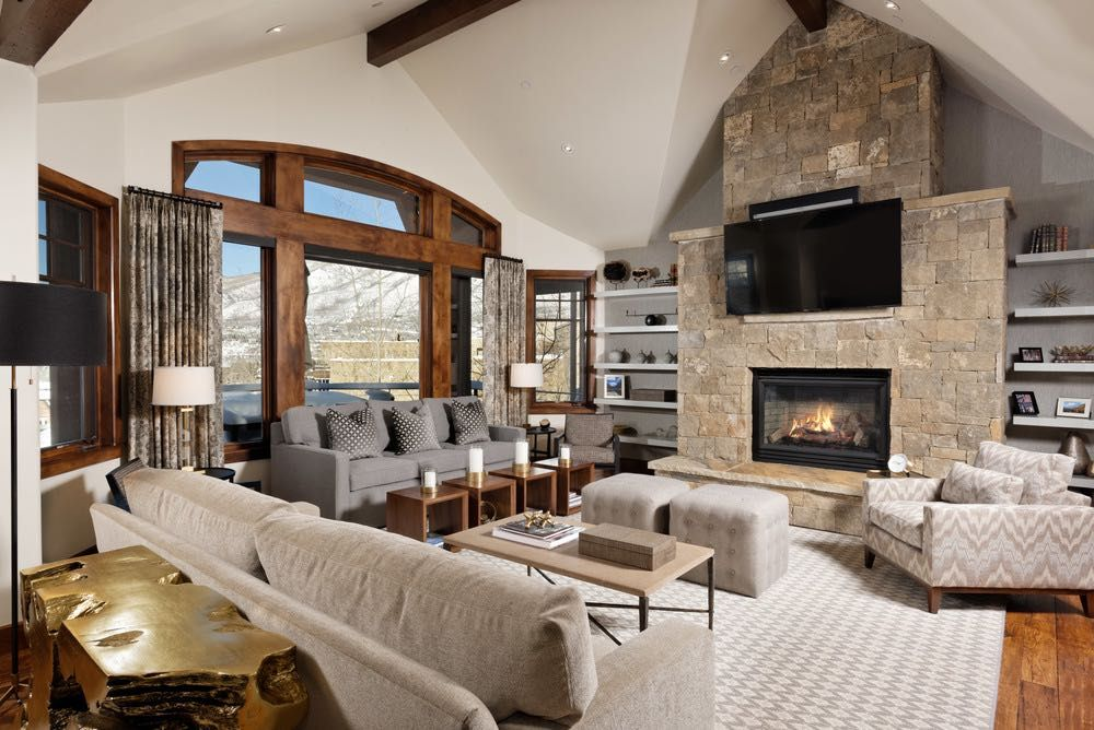 Luxury Bavarian Style Retreat At The Base Of Red Mountain In Aspen