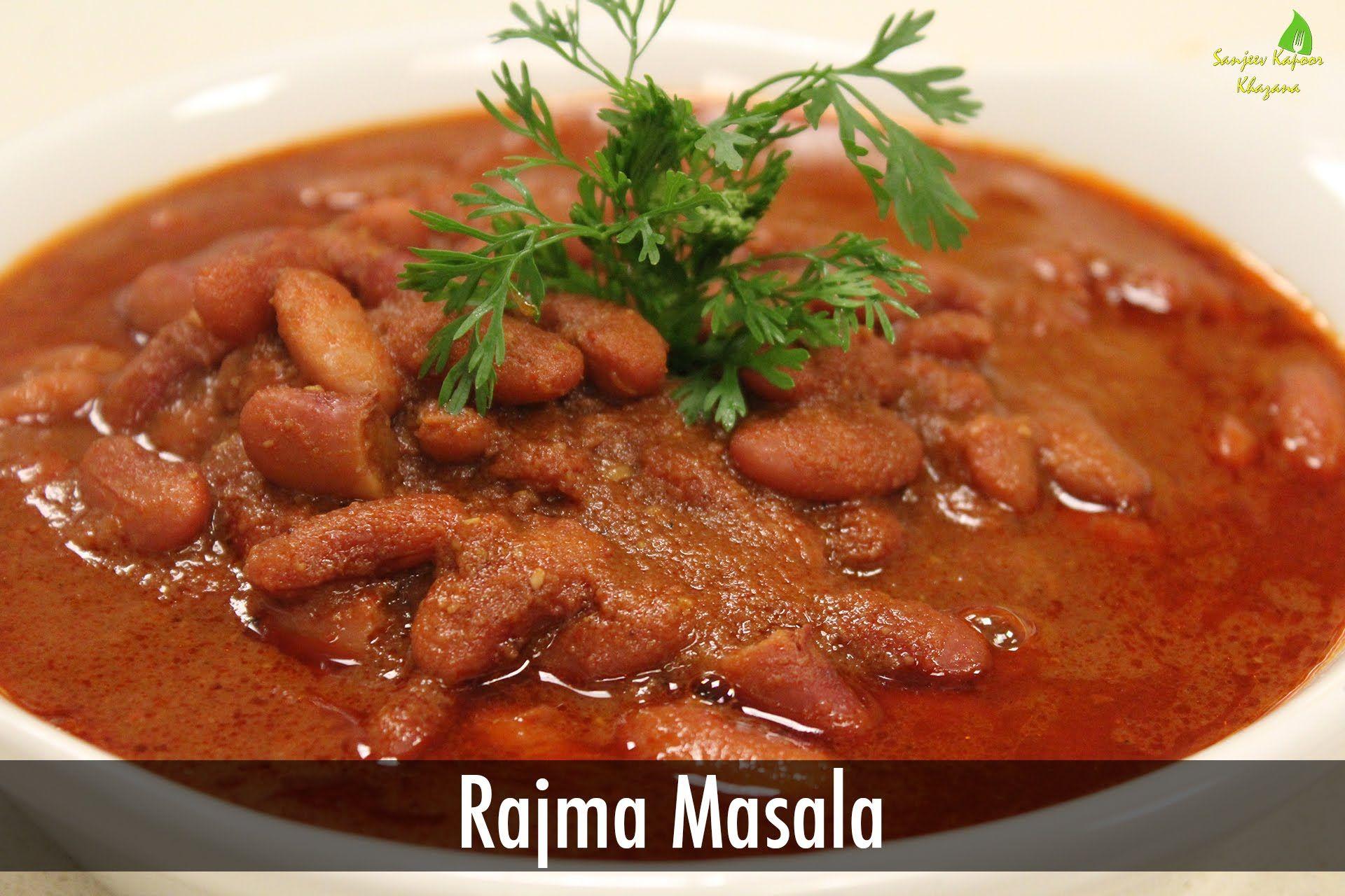 Rajma masala sanjeev kapoor khazana beans chole rajmachowli rajma masala sanjeev kapoor khazana forumfinder Image collections