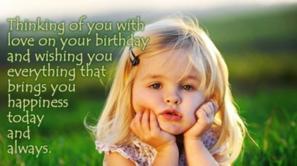 30 Happy Birthday Quotes And Sayings Cute Baby Girl Wallpaper Cute Little Baby Girl Baby Girl Wallpaper