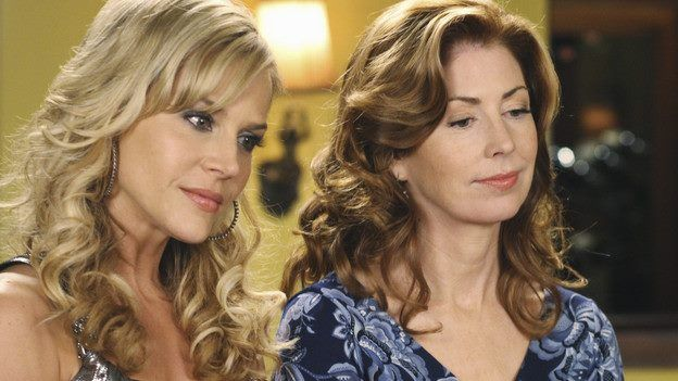 Desperate Housewives:Katherine and Robin