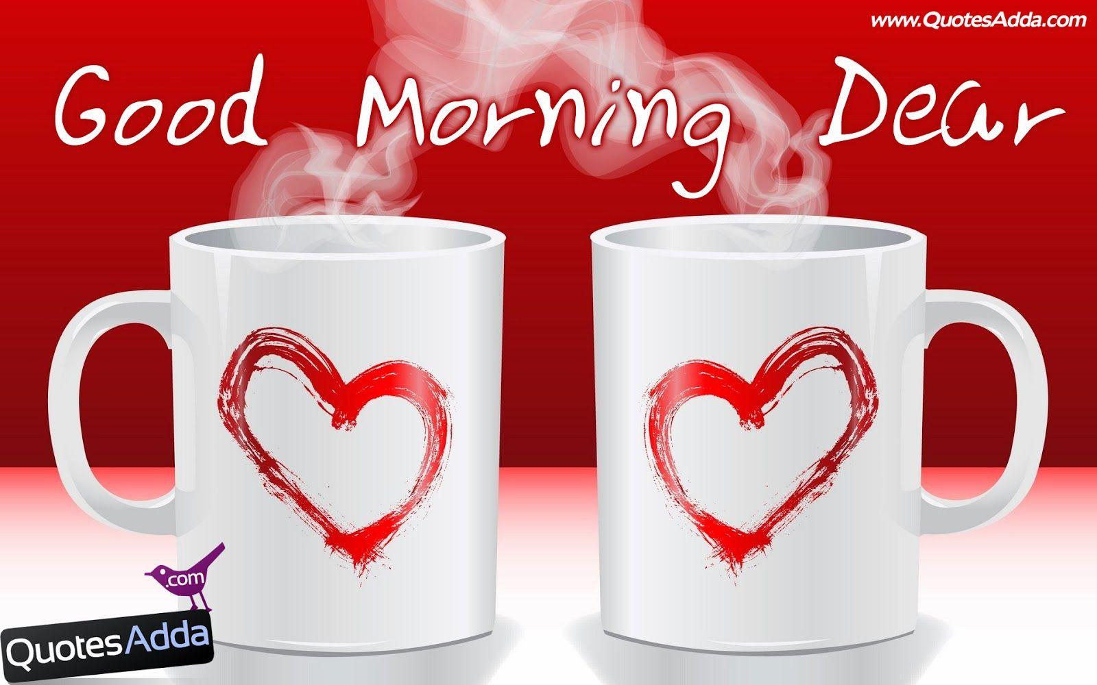 Good Morning Greetings In English For Lovers Quotesadda
