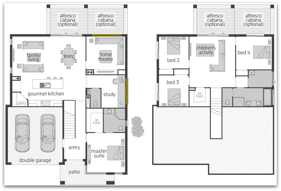Floor Plan Friday Split Level Home Split Level House Plans Split Level Floor Plans Split Level House