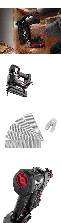 Nail And Staple Guns 122828 Craftsman Cordless C3 19 2v