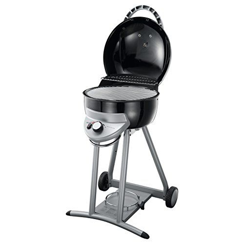 Char Broil TRU Infrared Patio Bistro Gas Grill, Black | Gas Barbeque Reviews