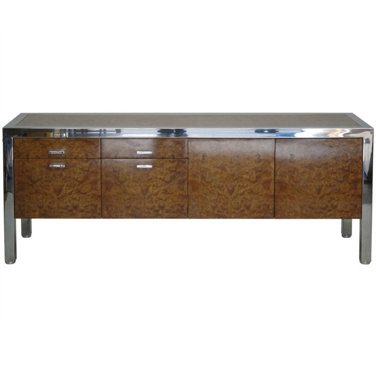 modern credenza rare leon rosen for pace collection bookmatched olive burl credenza see more at www bocadolobo com moderncabinets luxurysideboard