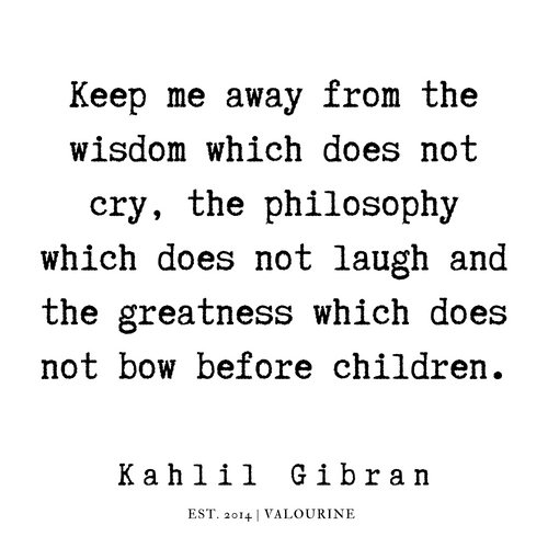 89   | Kahlil Gibran Quotes | 190701 Mini Art Print by Quotes And Sayings