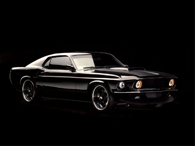1969 Shelby Gt 500 Yes Please In Black Ford Mustang Ford